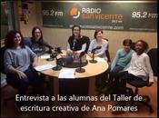 Entrevista alumnas Taller escritura creativa Pomares