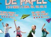 "Póster trailer español ""aviones papel (paper planes)"""