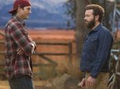 Primeras imágenes 'the ranch': netflix, kutcher rancho colorado.