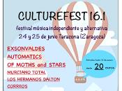 Culturefest, propuesta para 2016