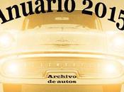 Anuario 2015 blog Archivo autos