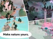 Toca Nature, para niños aprendan naturaleza