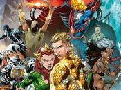 """Aquaman sigue reivindicando como héroe poderoso actual """"Los Otros"""""""