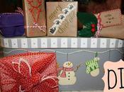Diy: cuatro formas empaquetado navideño