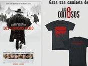 Concurso: ¡Sorteamos camisetas 'Los Odiosos Ocho'!