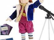 Stargazer Lottie, primera muñeca lanzada espacio