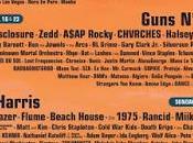 Coachella Festival 2016 confirma todo cartel, Guns Roses originales Soundsystem