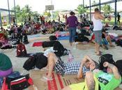 Fallece migrante cubano Panamá AH1N1