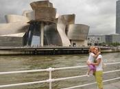 Alrededores Museo Guggenheim Bilbao