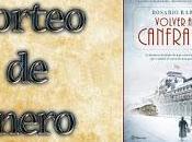 Sorteo enero yincana historica: ejemplares volver canfranc. rosario raro