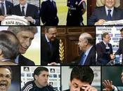 FLORENTINO NUEVO ESPERPENTO REAL MADRID asistido España otro esperpento protagonizado personaje ensoberbecido poder, Florentino Pérez, presidente Real Madrid, quien cargado décimo entrenador apenas un...
