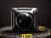 Nikon, legendaria marca cámaras fotográficas, introduce mercado acción KeyMission