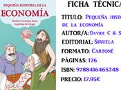 Reseña: Pequeña historia economia, Davide Ciferri Stefano Colli