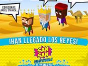 SanSan Festival 2016: Second, Corizonas, Ángel Stanich, Polock, Grises, Full...