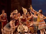 «Don Quijote» Compañía Nacional Danza