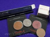 Conociendo Nabla Cosmetics: Alegría Decepción partes iguales.