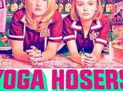 "Primer póster ""yoga hosers"", kevin smith"