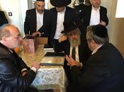 Gran Rabino Israel interesa Zamora