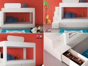 Habitaciones infantiles decoradas literas