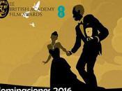 Nominaciones Premios BAFTA 2016