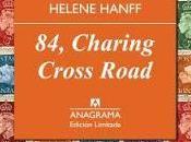 Charing cross road Helene Hanff