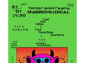 Aniversario Madrid Radical