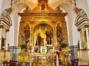 retablo mayor Iglesia Convento Encarnación.