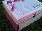 Caja para nacimiento