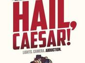 Afiche Hail, Caesar!, comedia hermanos Joel Ethan Coen