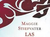 Reseña (48): carreras Escorpio, Maggie Stiefvater