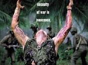 Platoon (1986), oliver stone. primera víctima guerra inocencia.