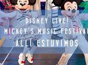 ¿Qué hicimos Navidad?: Disney Live. Mickey's Music Festival