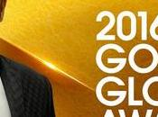 Premios Palmarés Golden Globes Awards 2016