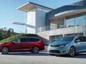 Chrysler presenta nueva minivan Pacifica 2017