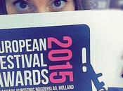 EUROPEAN FESTIVAL AWARDS HOLANDA! (Blogger representando España)