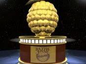 PREMIOS RAZZIES 2016 (RASPBERRY AWARDS): Listado nominados