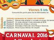 Carnavales 2016 Alberjerte, Valle Jerte