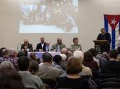 Héroe cubano Gerardo Hernández dialoga amigos solidaridad Berlín