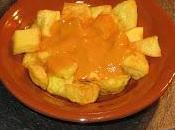 Patatas bravas burgos