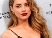 Amber Heard será Mera 'Aquaman'