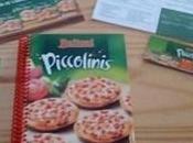 Probando Piccolinis Buitoni