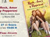 Rock, amor pepperoni Alicante