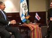 Jimmy Morales apoyará traslado cubanos Guatemala