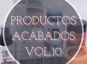 Productos Acabados Vol.10