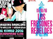 [Noticia] gira Fresones Rebeldes Barcelona Madrid