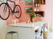 Ideas para guardar bici casa.