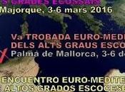 Encuentro Euro-Mediterráneo Altos Grados Escoceses
