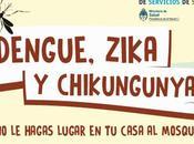 Medidas prevencion para Dengue, Chikungunya Zika.