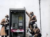 Mural Banksy vende $350,000 dólares, incluye casa