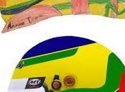 Aerografía casco Karting